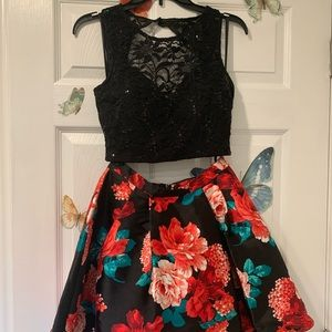 B. Darlin two piece dress